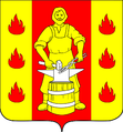 Coat of arms of Metallostroy.png