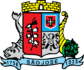 Coat of arms of São José (Santa Catarina).png