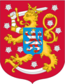 Coat of arms of the Royal house of Finland.png