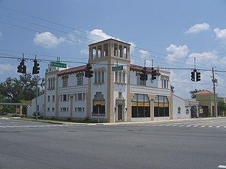 Coca-Cola Bottling Plant (Ocala, Florida) - Image: Cocacolaplantocala 3