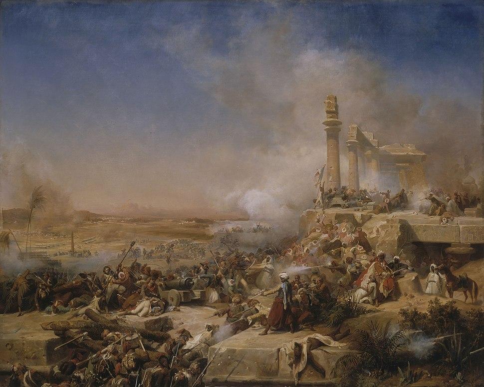 Cogniet Leon Bataille D Heliopolis