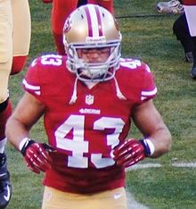Description de l'image  Colin Jones 49ers.jpg.