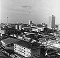 Collectie NMvWereldculturen, TM-20000901, Negatief, 'Gezicht over Jakarta Pusat vanaf de hoogste verdieping van het Sari Pacific Hotel', fotograaf Boy Lawson, 1977.jpg