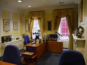College of Optometrists - Library, College of Optometrists, London