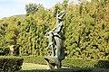 Collodi, Parco di Pinocchio, pinocchio e la fata 06.jpg