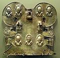 Colombia, pettorale da tumbaga, cultura muisca, 600-1600 dc. 03.JPG