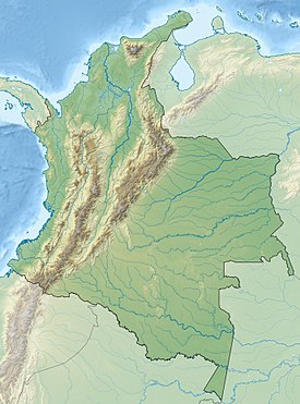 P ramo de sumapaz wikipedia la enciclopedia libre for Donde queda santa cruz
