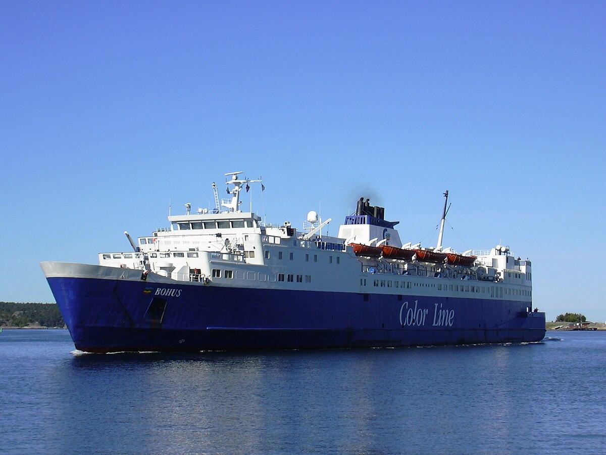 Book color line ferry - Book Color Line Ferry 13