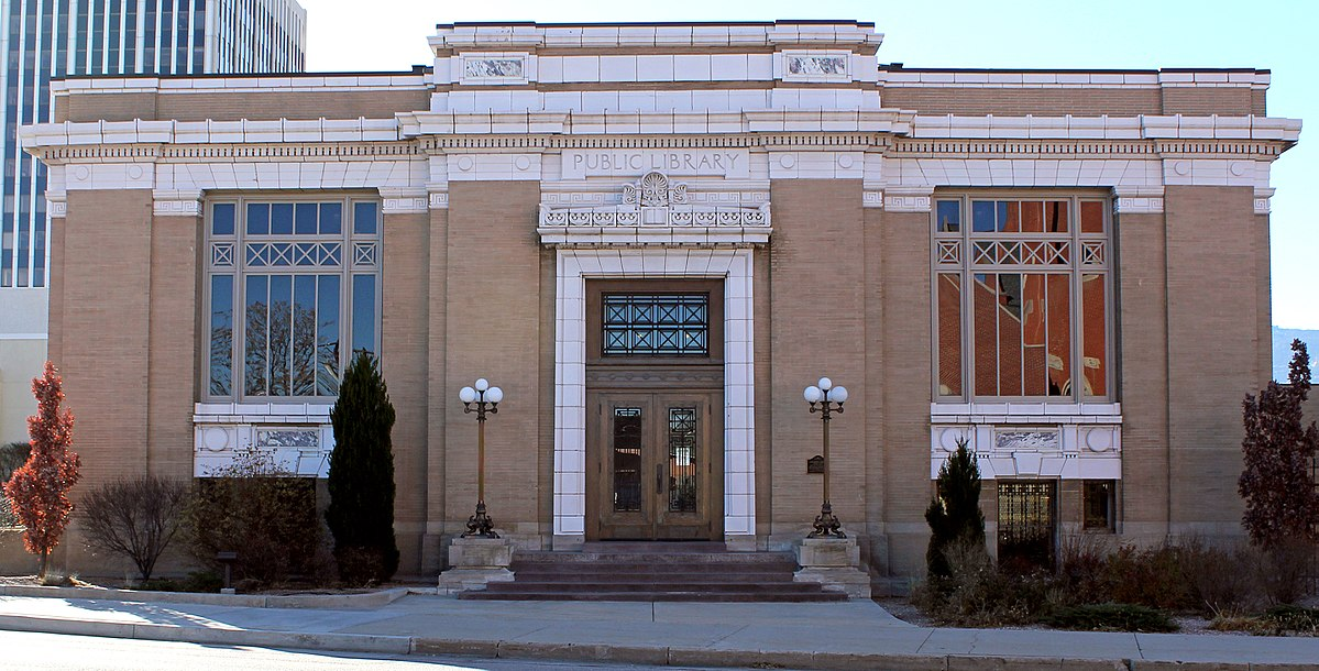 City Of Colorado Springs >> Colorado Springs Public Library–Carnegie Building - Wikipedia
