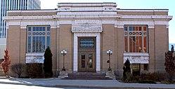 Colorado Springs Public Library-Carnegie Building.JPG