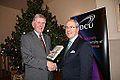 Colum Kenny and Ambassador O'Malley December 2014.jpg