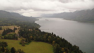 Washington (state) - The Columbia River Gorge.