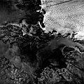 Columbia Glacier, Heather Island, Calving Terminus, June 21, 1978 (GLACIERS 1107).jpg