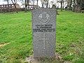 Commonwealth War Grave in Jarrow Cemetery (WW1-17) - geograph.org.uk - 1603860.jpg