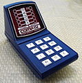 Comp IV by Milton Bradley, Made in USA, LED, 9 Volt, Model 4751, 1977. (LED Handheld Electronic Game ).jpg