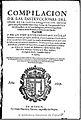 Compilación de las instrucciones del oficio de la Santa Inquisición hechas por dicho Torquemada 1667.jpg