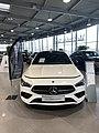 Concession Mercedes-Benz (Saint-Fons), CLA Shooting Break, janvier 2020.jpg