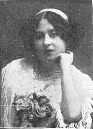 Concha Espina - Concha Espina (c. 1914)