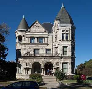 St. James–Belgravia Historic District - Conrad–Caldwell House Museum