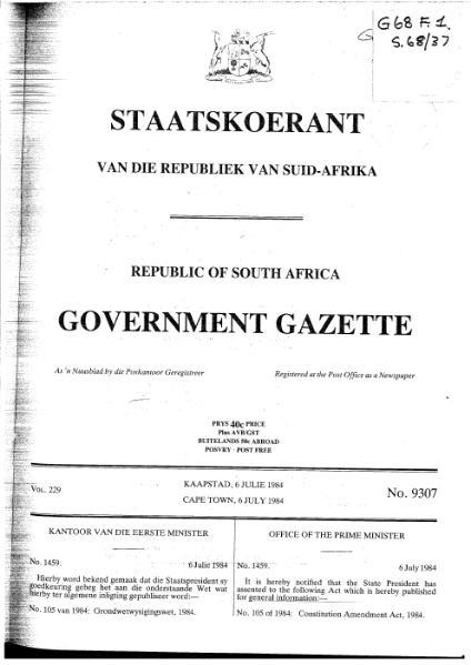 File:Constitution Amendment Act 1984.djvu