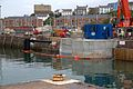 Construction of additional Lock Gates at Milford Haven IMG 1363 -1.jpg