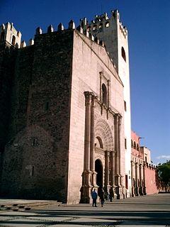 Mendicant monasteries in Mexico