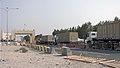 Convoy of vehicles at Mesaieed Port.jpg