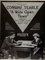 Conway Tearle in A Wide Open Town by Ralph Ince 1 Film Daily 1922.png