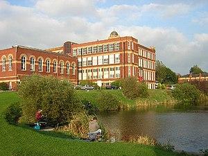 Coppull - Image: Coppull Enterprise Centre geograph.org.uk 67432