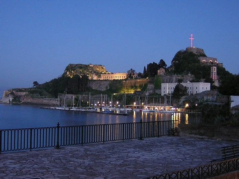 visit: Corfu, Greece