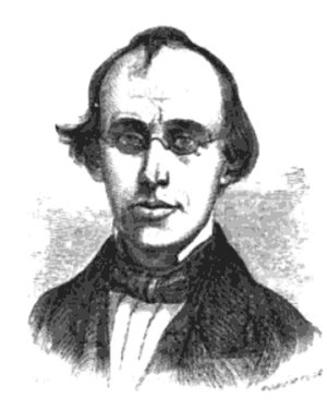 Cornelius Mathews - Cornelius Mathews, 1856