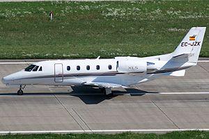 Corporate Jets Cessna 560XL Citation XLS.jpg