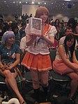 Cosplayer of Mirai Suenaga at Anime Expo 20110701c.jpg