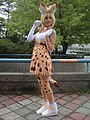 Cosplayer of Serval, Kemono Friends at CWT49 20180812a.jpg