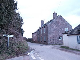 Cottages at Bagwyllydiart - geograph.org.uk - 350122.jpg