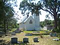Courtenay FL Old St Lukes Church and Cem01.jpg