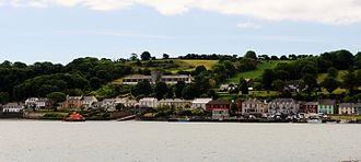 Courtmacsherry - Image: Courtmacsherry County Cork