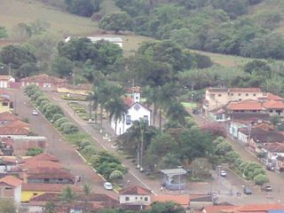 municipality in the state of Minas Gerais, Brazil