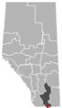 Coutts, Alberta Location.png