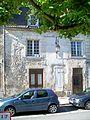 Crépy-en-Valois (60), maison dite des Trois Rois, XIVe et XVIIIe siècle, 13 place Gambetta.jpg