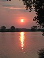 Crawfish River at Sunset - Memorial Day 2010.jpg