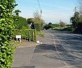 Crawfordsburn Road near Bangor (2) - geograph.org.uk - 767278.jpg