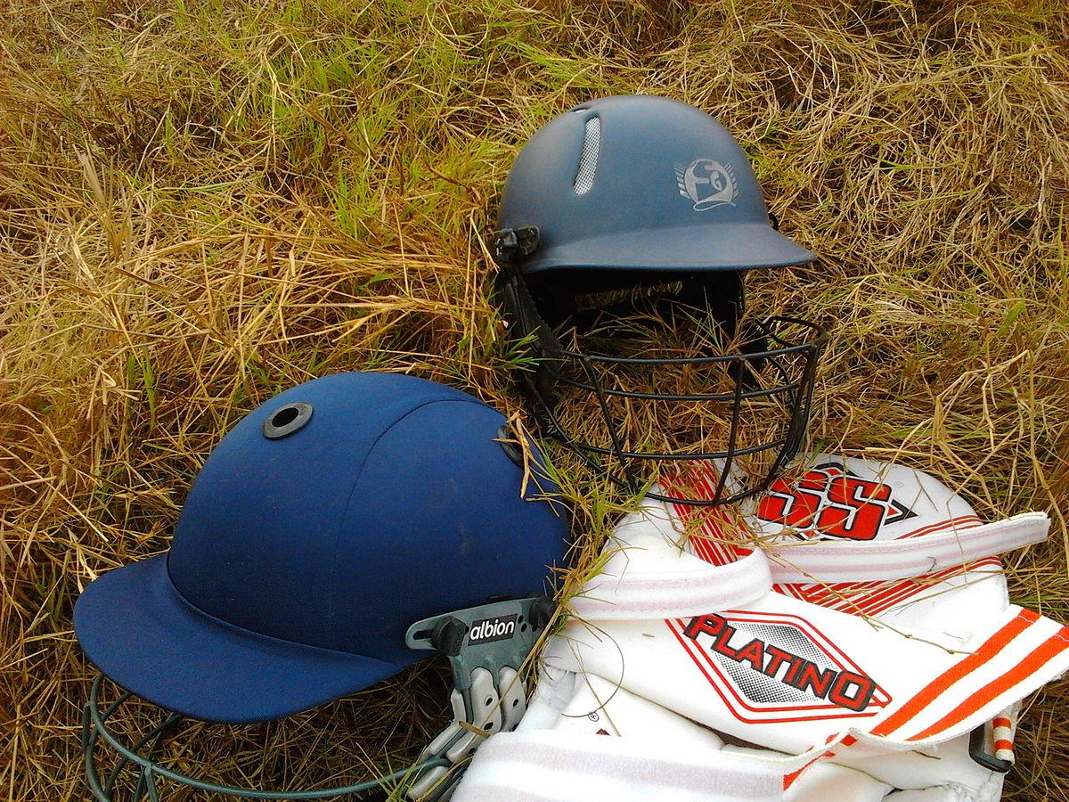Cricket Helmet Wikipedia