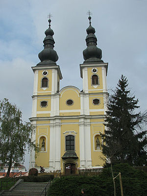 Sesvete - All Saints Church