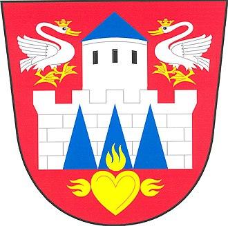 Ctiboř (Tachov District) - Image: Ctiboř (okres Tachov) znak