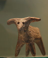 """Cucuteni"" figurine"