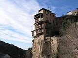 Casas Colgadas, en Cuenca.