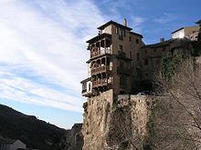 Casas Colgadas Wikipedia La Enciclopedia Libre