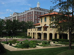 Culinary Institute of America Colavita and Roth Hall.JPG