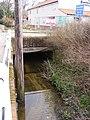 Culvert over the Causeway, Peasenhall - geograph.org.uk - 1193576.jpg